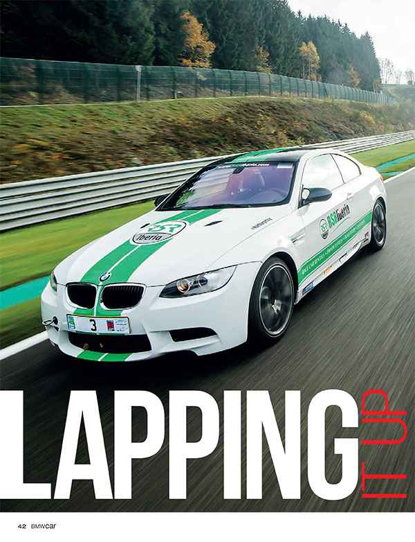 BMW Car Magzine UK